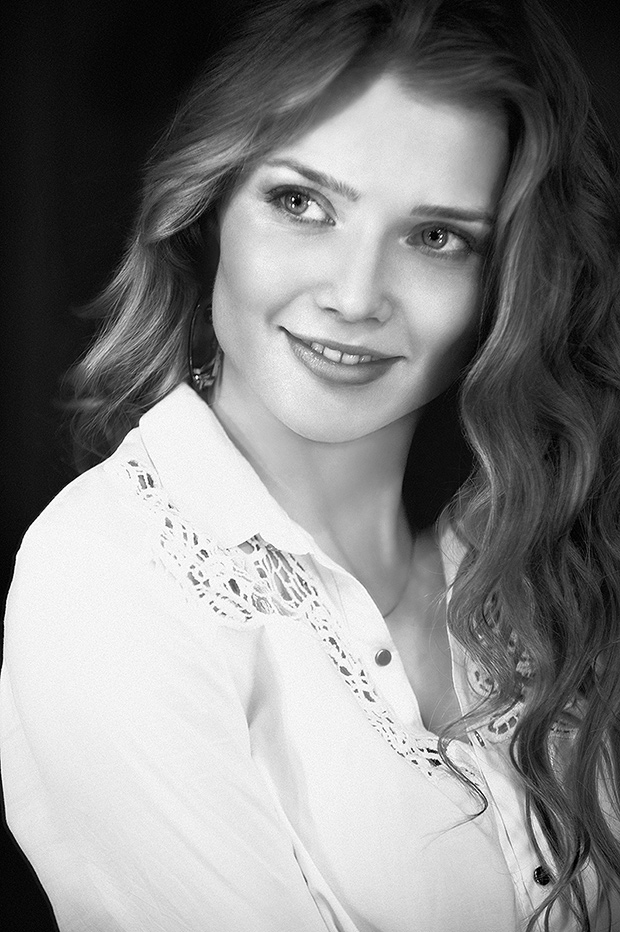 Алина Кизиярова, фото: Александр Сакулин
