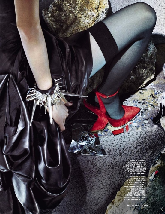 Vogue №08 (174) август 2013