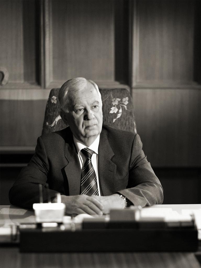 Профессор Зоря. Фотограф: Александр Сакулин