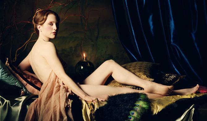 Vanity Fair Portraits, обзор фотоальбома