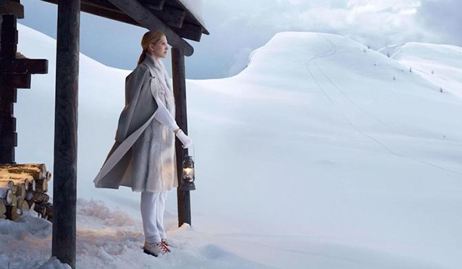 Зимняя фотосессия: идеи и новогоднее вдохновение