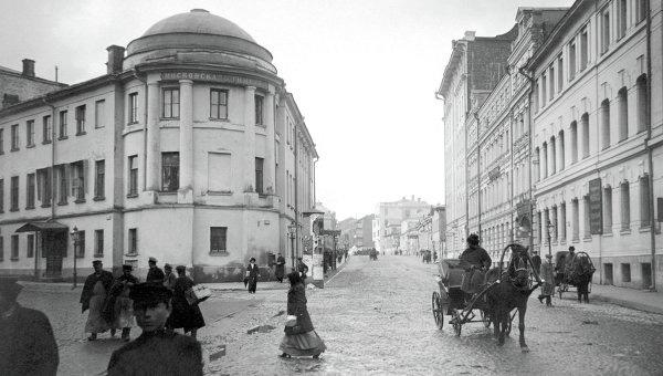 Фотовыставка: Москва Готье-Дюфайе