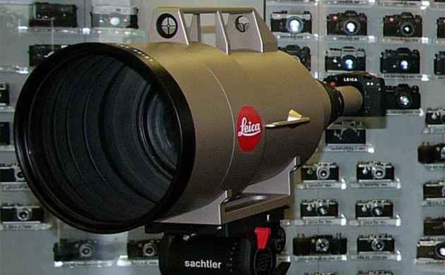 Объектив Leica APO-Telyt-R 1:5.6/1600 мм