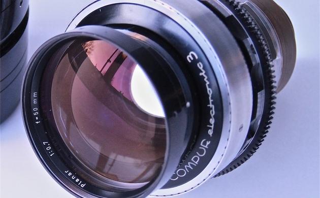 Светосильный объектив  Carl Zeiss Planar 50 мм