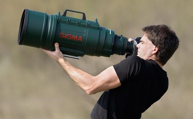 Объектив Sigma 200-500 мм F/2.8