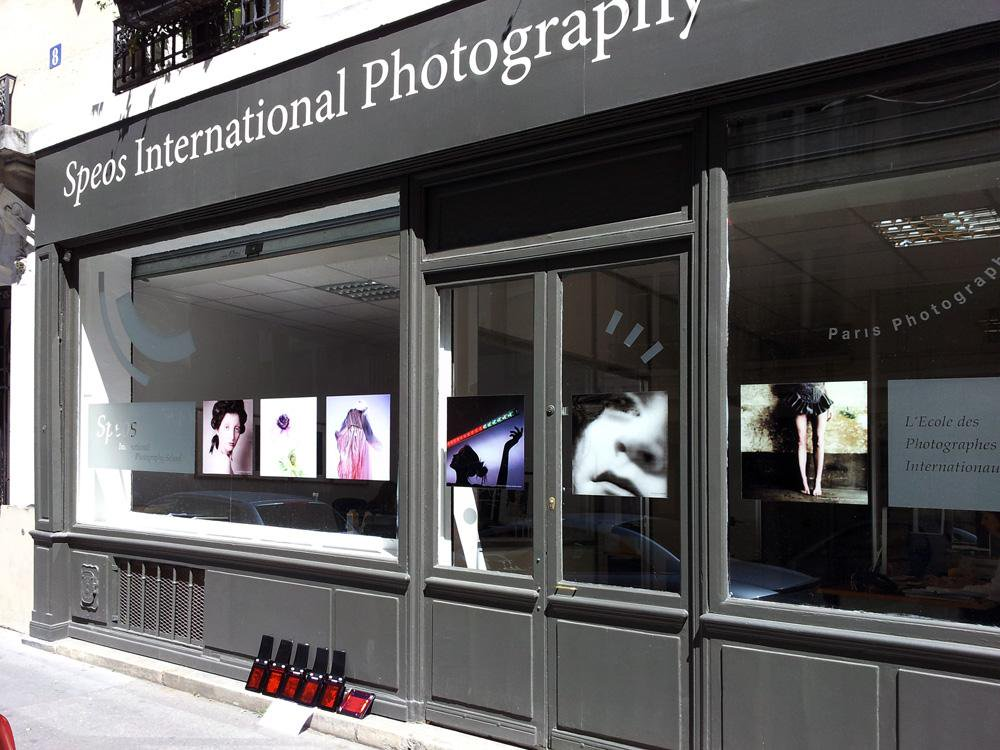 SPEOS PHOTOGRAPHIC INSTITUTE , PARIS, FRANCE