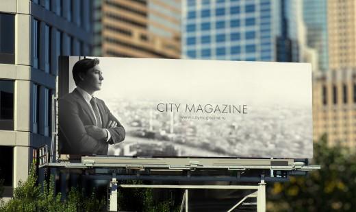 Съемка для журнала City Magazine, фотограф: Александр Сакулин