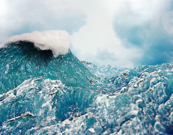 At Sea, 2004. Проект: Lost