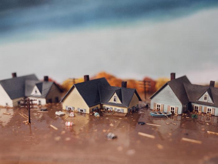 Наводнение, 1998. Проект: Accidentally Kansas