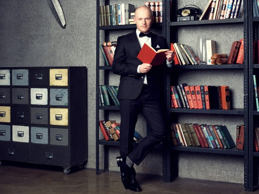 Павел Виноградов, фотограф: Александр Сакулин