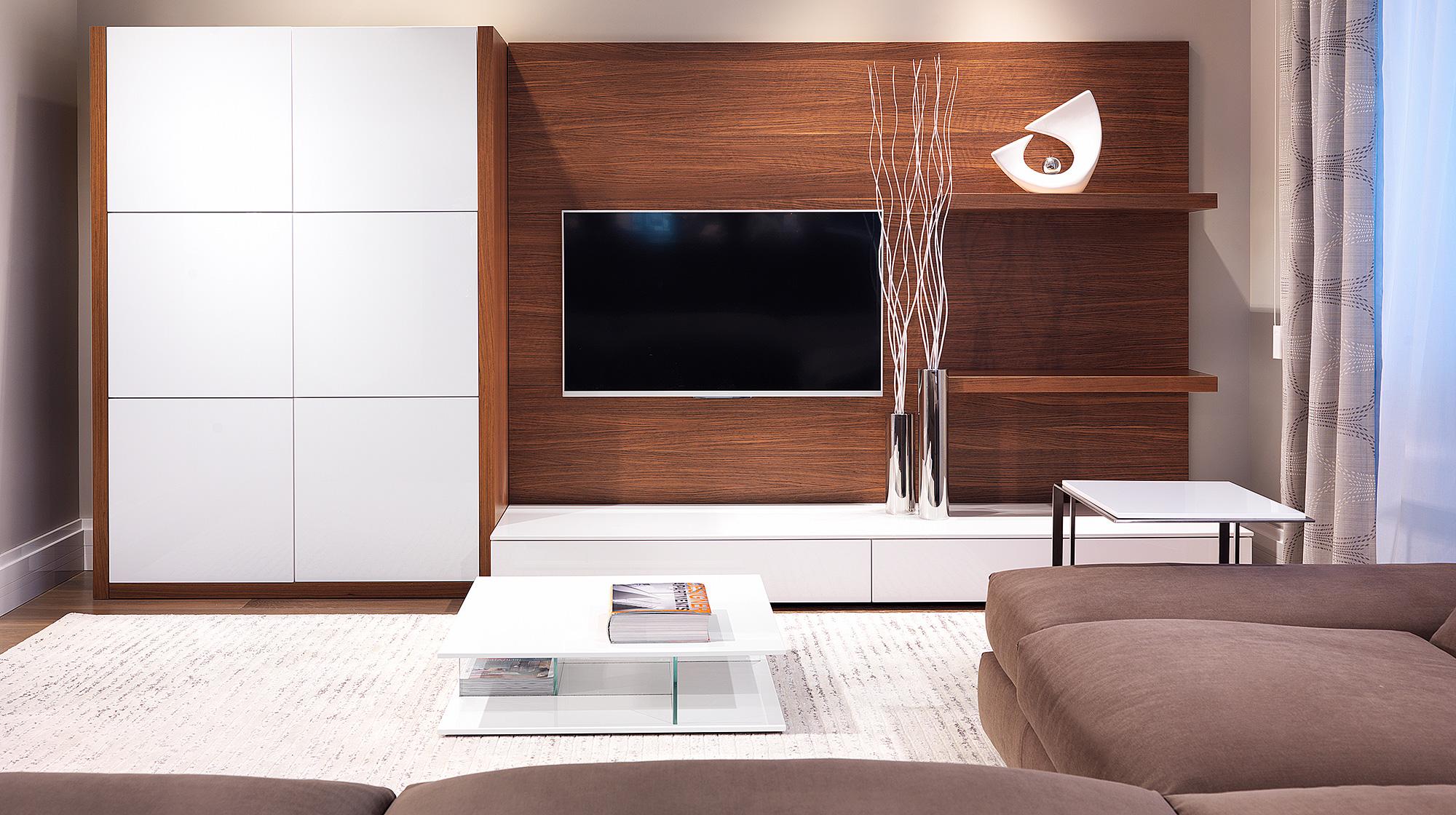 Интерьер квартиры. Фотосъемка элитной недвижимости для журнала Interiors