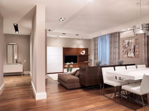 Интерьер квартиры. Фотосъемка элитной недвижимости