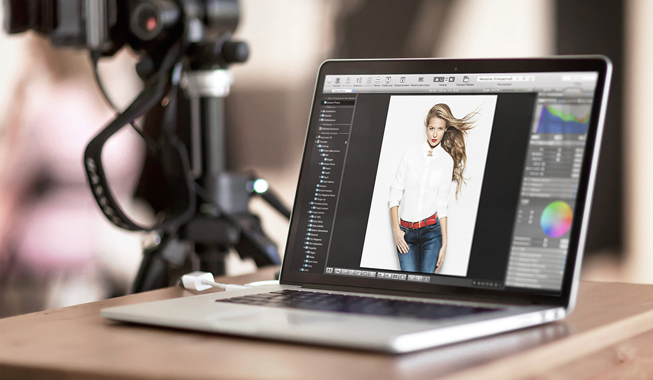 Brandpics - производство премиального фото, видео контента