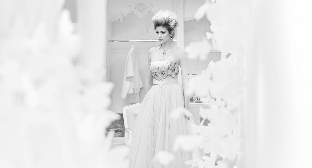 Съемка для салона свадебных и вечерних платьев WONDERWHITE, фотограф: Александр Сакулин