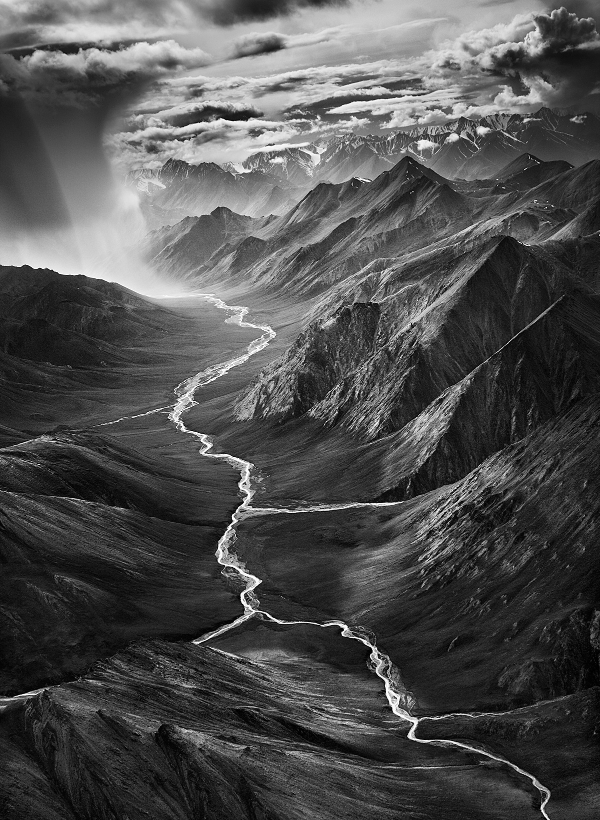 Пейзаж, фотограф: Себастьян Сальгадо