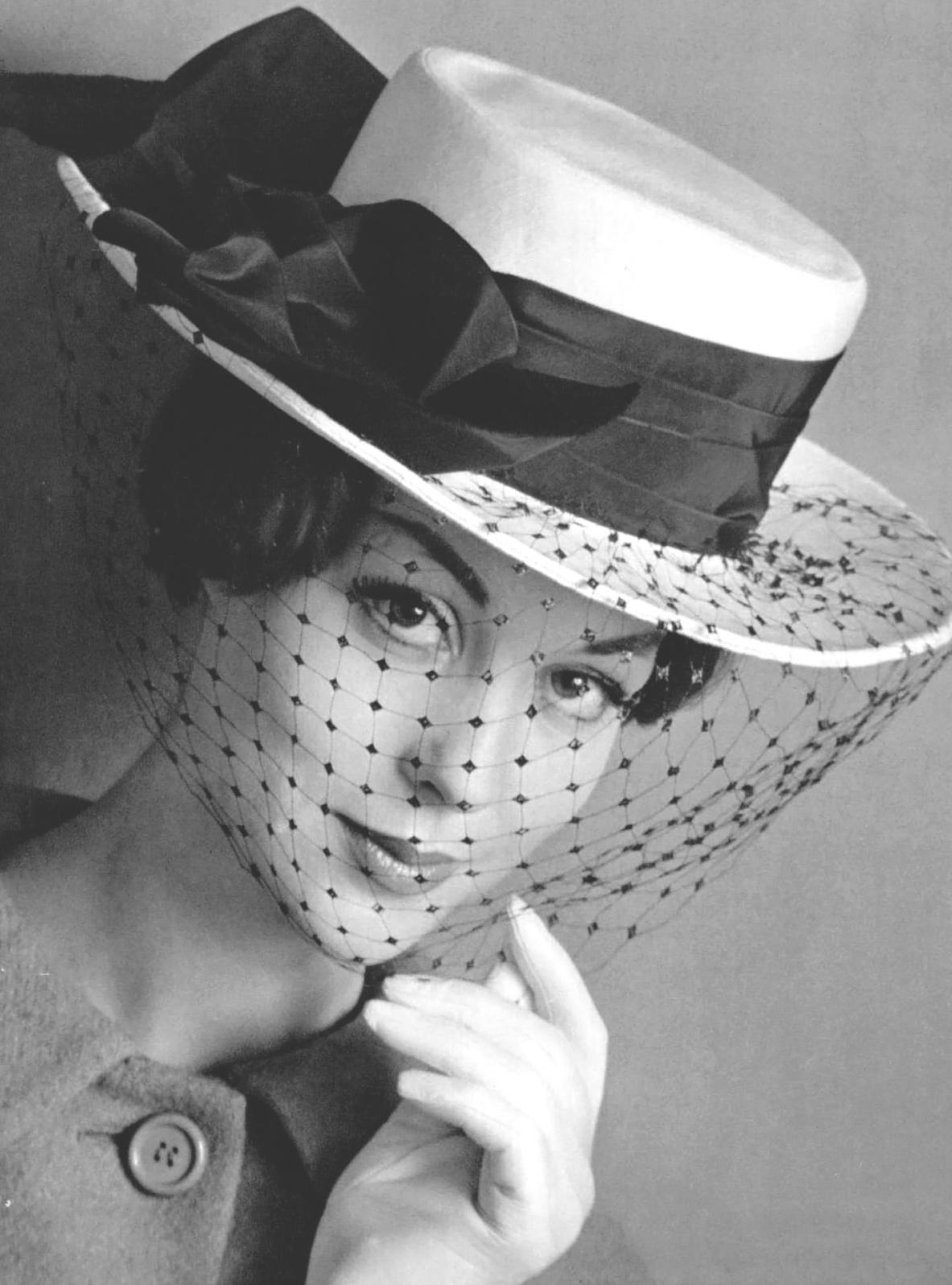 Фотограф винтажной моды Филипп Потье (Philippe Pottier), блог Александра Сакулина