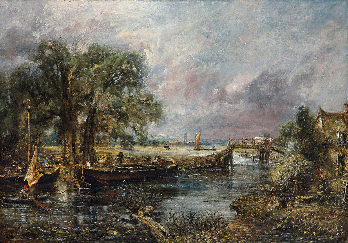 Блог об искусстве: A work of genius by John Constable