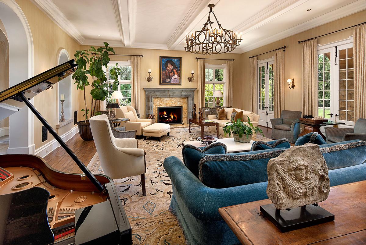 Блог о стиле жизни. Luxury Living: Homes with literary links