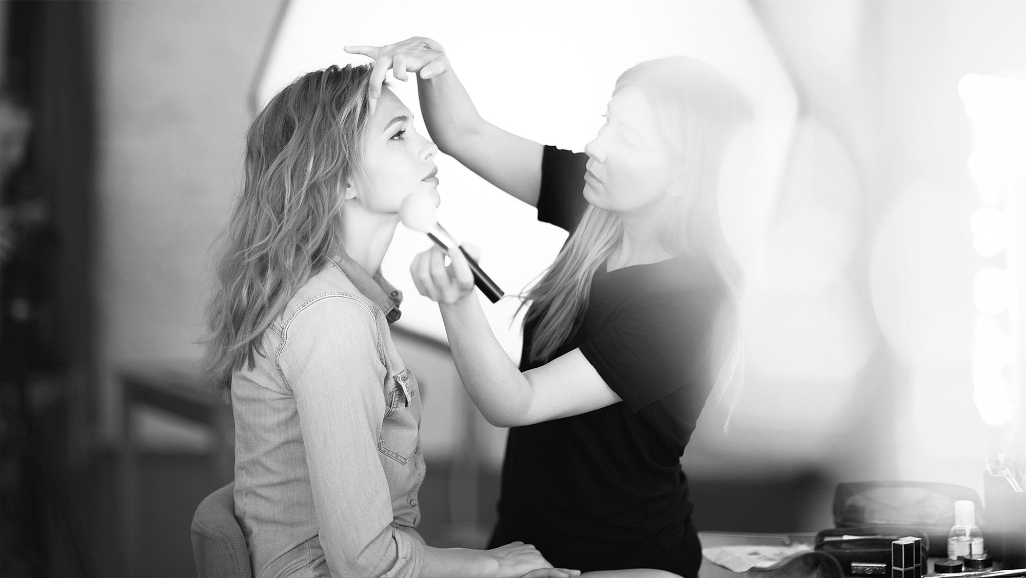 Фотосессии красивых девушек. Создание образа