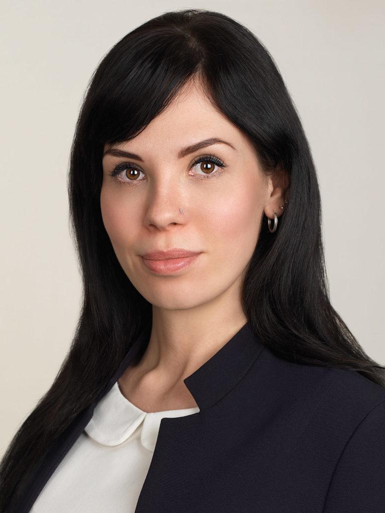 Corporate portrait for GLMED premium clinic. Photographer Alexander Sakulin