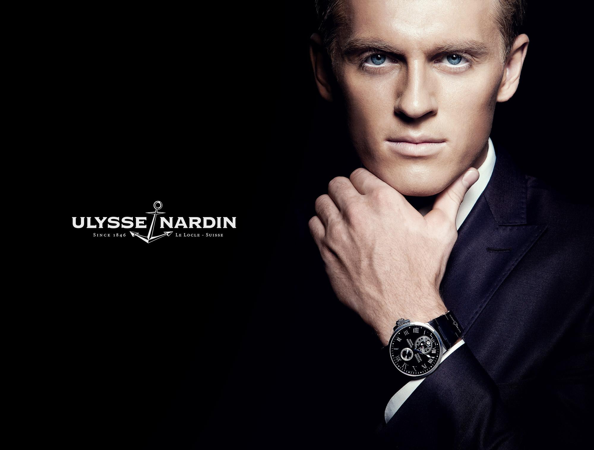 Portfolio - Ulysse Nardin | Alexander Sakulin - Professional Photographer