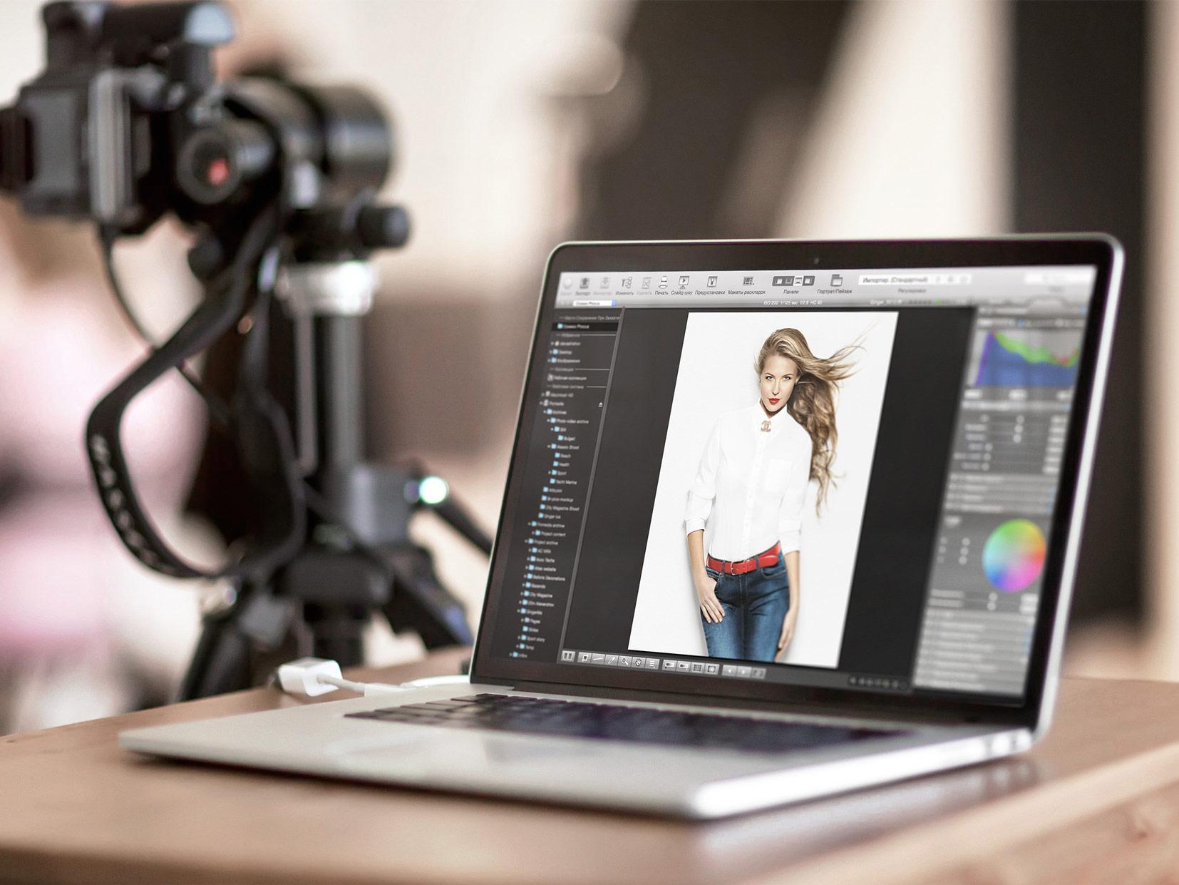 Portfolio - Commercial, Backstage | Alexander Sakulin - Professional Photographer