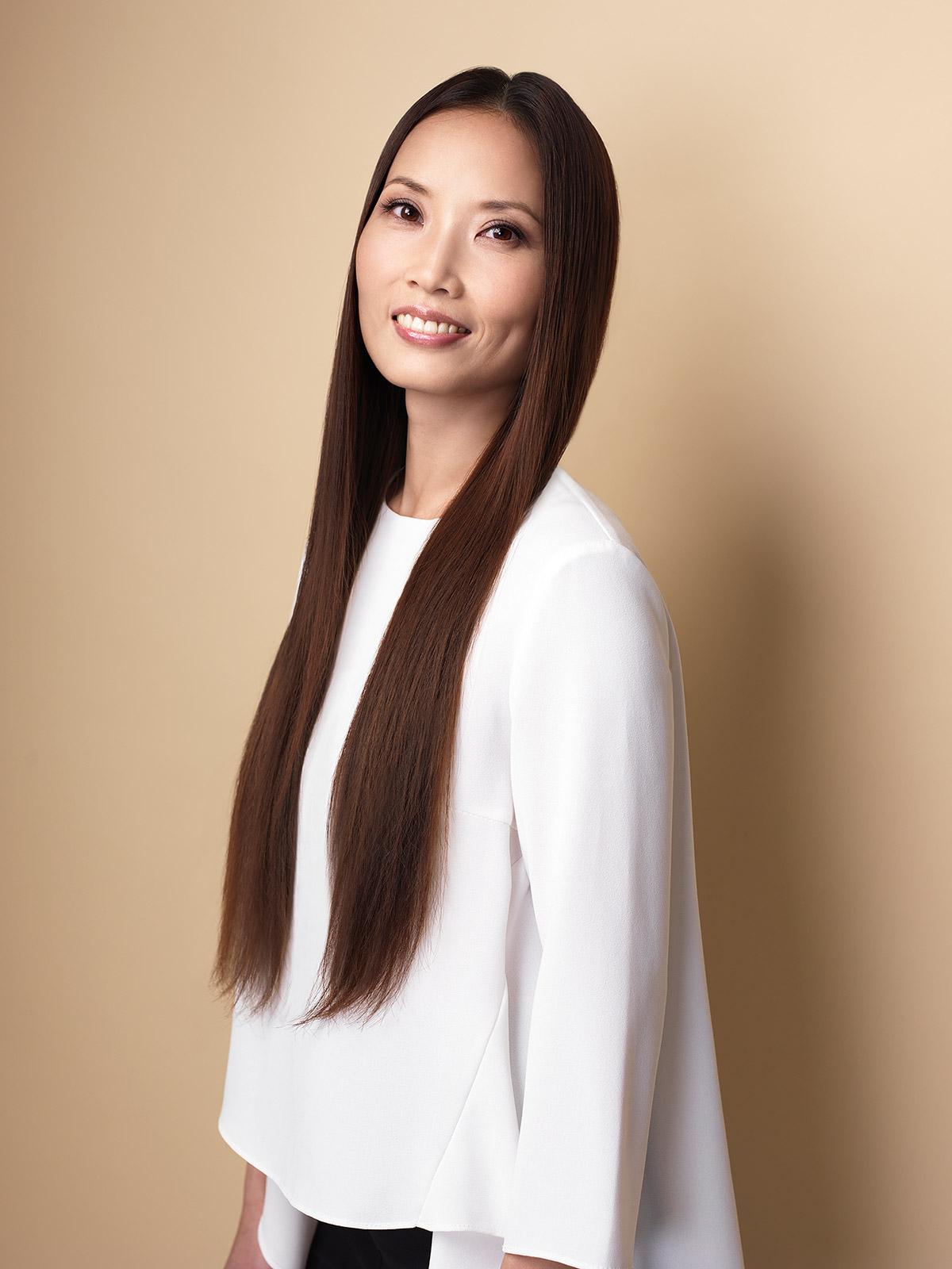 Джу Юн Бэ, артистка балета Большого театра. Фотограф: Александр Сакулин