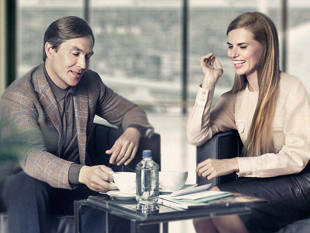 Деловой портрет, деловая фотосессия для мужчин и женщин