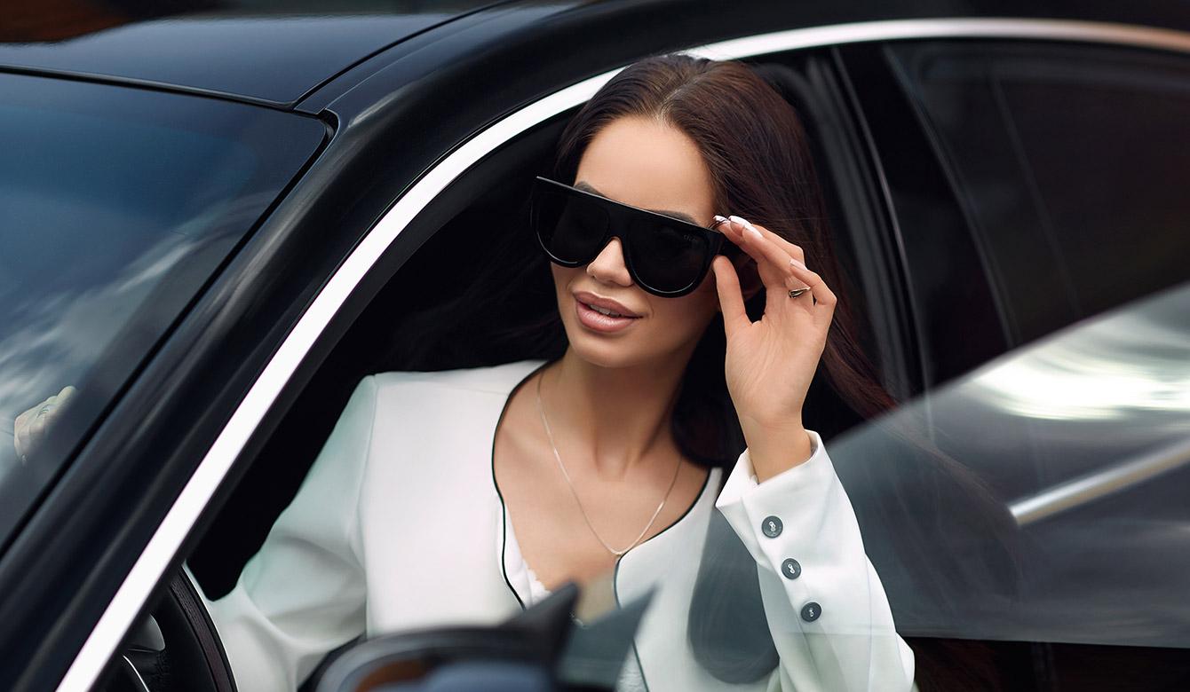Лена. Съемка для бренда одежды JJ Wear в Барвиха Luxury Village