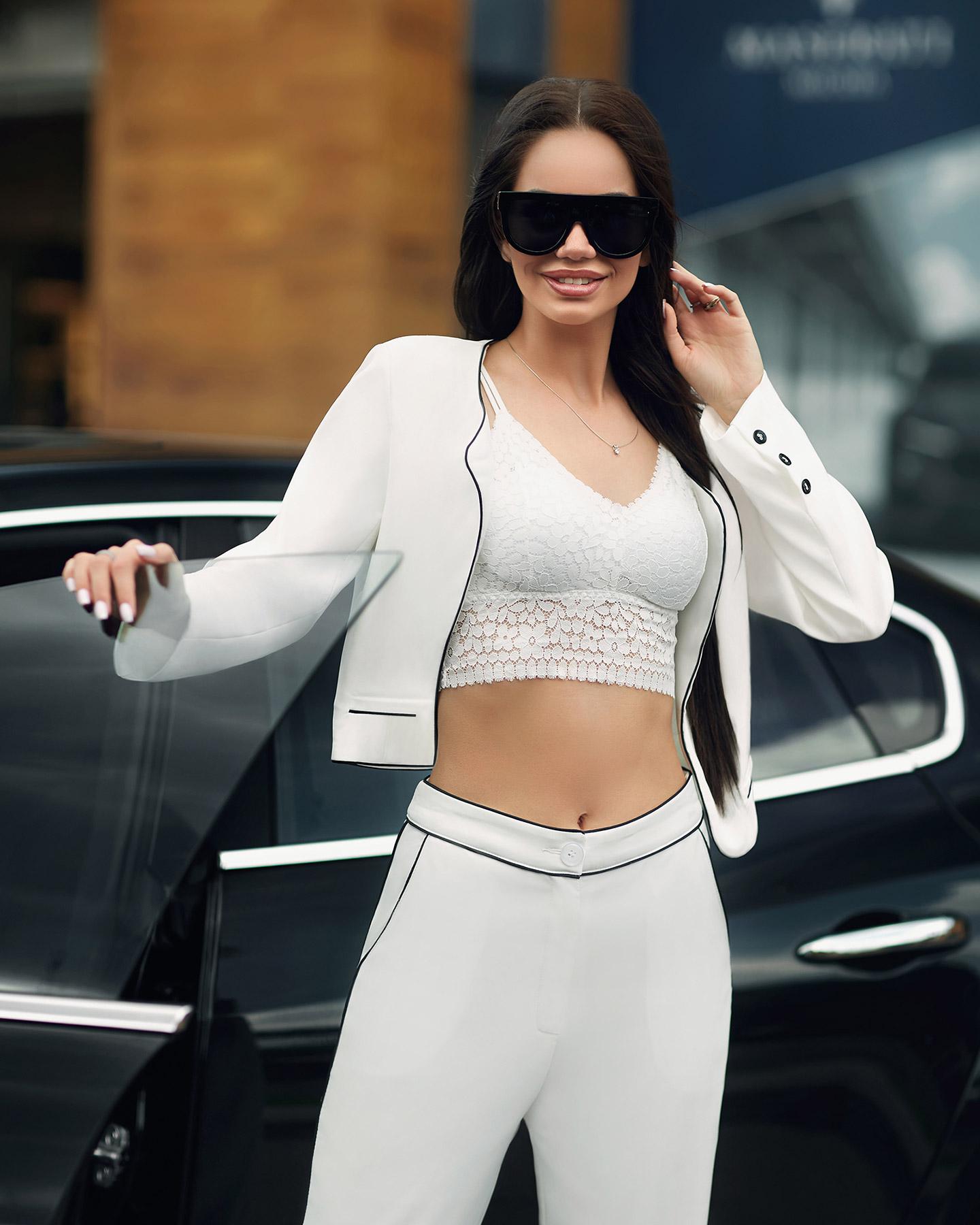 Фотосессия для бренда одежды JJ Wear в Барвиха Luxury Village