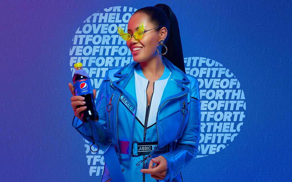 PEPSI, рекламная кампания